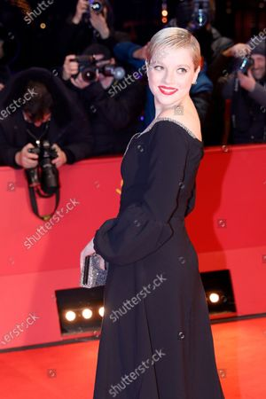 Jella Haase arrives for the Closing and Awards Ceremony of the 70th annual Berlin International Film Festival (Berlinale), in Berlin, Germany, 29 February 2020. The Berlinale runs from 20 February to 01 March 2020.