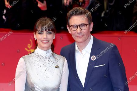 Berenice Bejo (L) and Michel Hazanavicius arrive for the Closing and Awards Ceremony of the 70th annual Berlin International Film Festival (Berlinale), in Berlin, Germany, 29 February 2020. The Berlinale runs from 20 February to 01 March 2020.