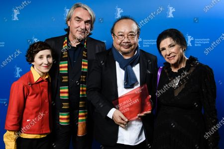Editorial picture of Closing and Awards Ceremony - 70th Berlin Film Festival, Germany - 29 Feb 2020