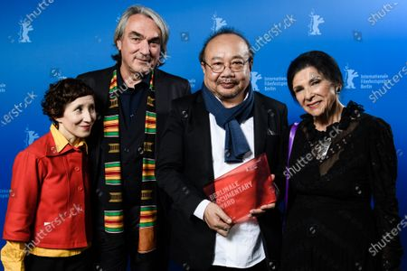 Editorial image of Closing and Awards Ceremony - 70th Berlin Film Festival, Germany - 29 Feb 2020