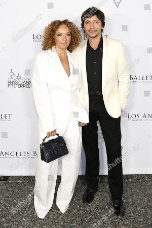 Charlene Roxborough Konsker and Ken Paves