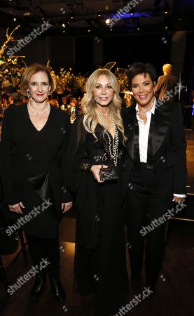 Colleen Neary, Anastasia Soare and Kris Jenner