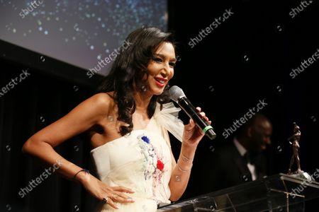 Stock Photo of Gelila Assefa