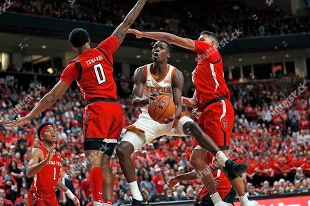 Editorial picture of Texas Texas Tech Basketball, Lubbock, USA - 29 Feb 2020
