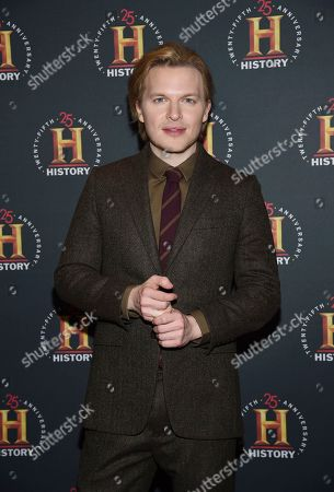 """Journalist Ronan Farrow attends A+E Network's """"HISTORYTalks: Leadership and Legacy"""" at Carnegie Hall, in New York"""