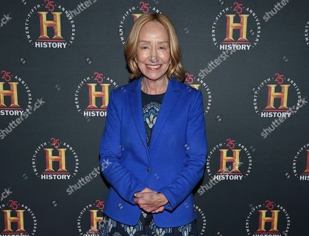 "Doris Kearns Goodwin attends A+E Network's ""HISTORYTalks: Leadership and Legacy"" at Carnegie Hall, in New York"