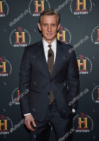 "Journalist Dan Abrams attends A+E Network's ""HISTORYTalks: Leadership and Legacy"" at Carnegie Hall, in New York"