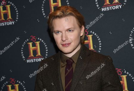 """Stock Photo of Journalist Ronan Farrow attends A+E Network's """"HISTORYTalks: Leadership and Legacy"""" at Carnegie Hall, in New York"""