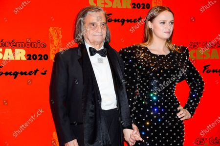 Editorial picture of 45th Cesar film awards, Fouquet's Restaurant event, Paris, France - 28 Feb 2020