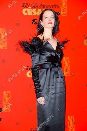 Editorial image of 45th Cesar film awards, Fouquet's Restaurant event, Paris, France - 28 Feb 2020