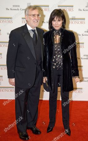 Stock Photo of Michele Lee and Fred Rappoport