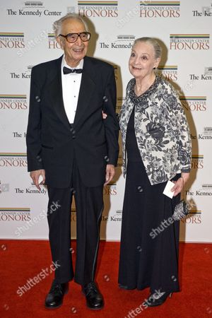 2009 Honoree Dave Brubeck ands his wife Lola