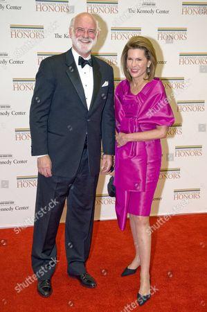Gilchrest Berg and Ambassador Nancy Brinker