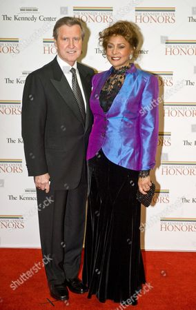 Hon William Cohen and his wife