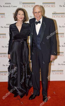 Carl Reiner and Annie Reiner