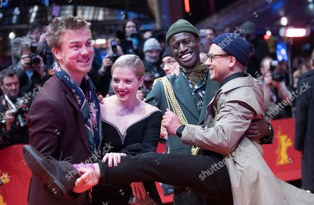 Editorial image of Closing and Awards Ceremony, 70th Berlin International Film Festival, Germany - 29 Feb 2020