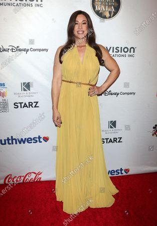 Editorial image of National Hispanic Media Coalition Impact Awards Gala, Arrivals, The Beverly Wilshire Hotel, Los Angeles, USA - 28 Feb 2020