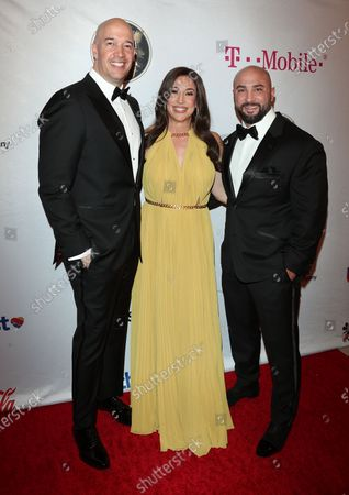 Editorial picture of National Hispanic Media Coalition Impact Awards Gala, Arrivals, The Beverly Wilshire Hotel, Los Angeles, USA - 28 Feb 2020