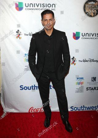 Stock Photo of Jay Hernandez