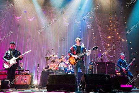 Stereophonics - Adam Zindani, Jamie Morrison, Kelly Jones and Richard Jones