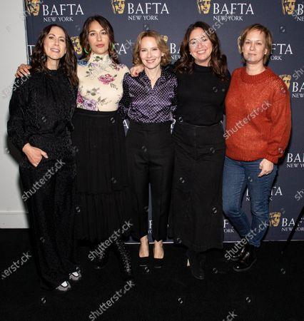 Editorial photo of Exclusive - 'Lost Girls' BAFTA film panel, New York, USA - 29 Feb 2020