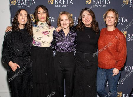 Editorial picture of Exclusive - 'Lost Girls' BAFTA film panel, New York, USA - 29 Feb 2020