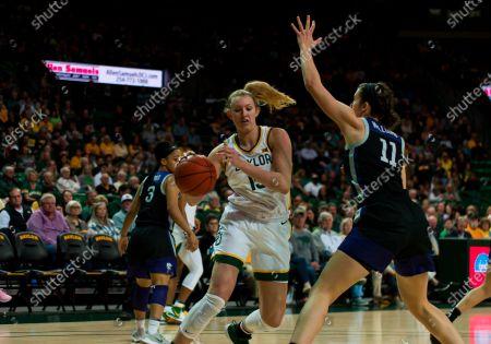Editorial picture of NCAA Basketball Kansas State vs Baylor, Waco, USA - 29 Feb 2020