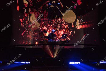 DJ Shadow - Joshua Paul Davis