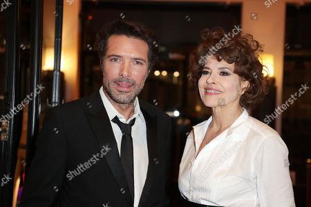 Nicolas Bedos, Fanny Ardant