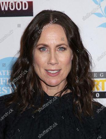 Stock Picture of Miriam Shor