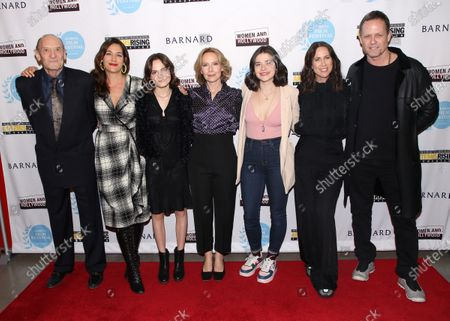 Stan Carp, Lola Kirke, Oona Laurence, Amy Ryan, Molly Brown, Miriam Shor and Dean Winters