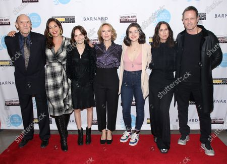 Stan Carp, Lola Kirke, Oona Laurence, Amy Ryan, Molly Brown, Miriam Shor and Dean Winters