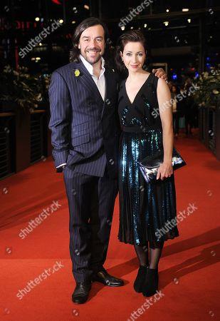 Stock Photo of Loretta Stern and Matti Klemm.