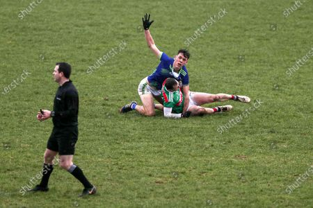Editorial picture of Allianz Football League Division 1, Elvery's MacHale Park, Castlebar, Co. Mayo - 01 Mar 2020