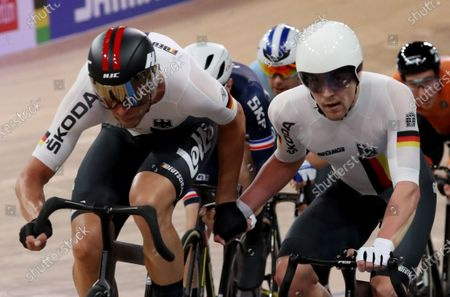 Editorial image of UCI Track Cycling World Championships, Berlin, Germany - 01 Mar 2020