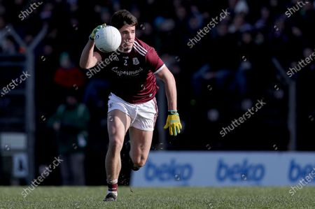 Meath vs Galway. Galway's Sean Kelly