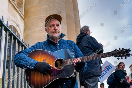 Stock Picture of Billy Bragg