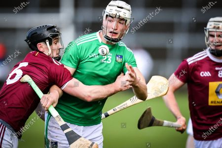 Editorial image of Allianz Hurling League Division 1A, LIT Gaelic Grounds, Limerick, Co. Limerick - 01 Mar 2020