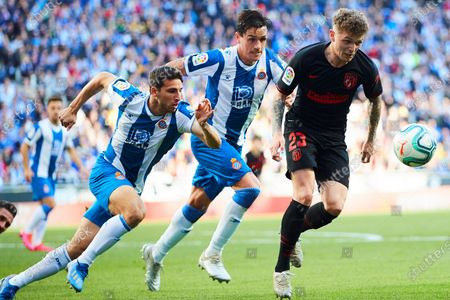 Rcd Espanyol V Atletico De Madrid Stock Photos Exclusive Shutterstock