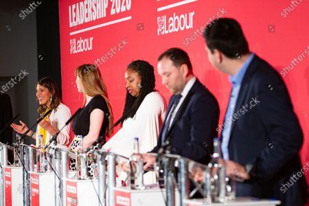 Dr Rosena Allin-Khan, Angela Rayner, Dawn Bulter, Ian Murray and Richard Burgon