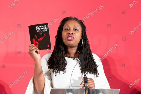 Stock Picture of Dawn Butler