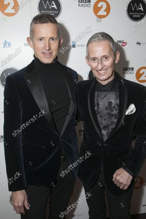 Editorial photo of Whats On Stage Awards, Prince of Wales Theatre, Inside, London, UK - 01 Mar 2020
