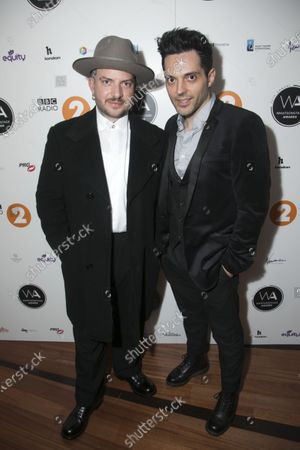Editorial image of Whats On Stage Awards, Prince of Wales Theatre, Inside, London, UK - 01 Mar 2020