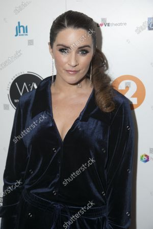 Editorial picture of Whats On Stage Awards, Prince of Wales Theatre, Inside, London, UK - 01 Mar 2020