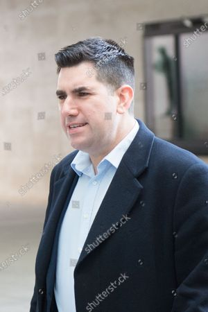 Richard Burgon MP, British Labour Party politician serving as Shadow Secretary of State for Justice and Shadow Lord Chancellor in the Shadow Cabinet of Jeremy Corbyn since 2016, Member of Parliament for Leeds East