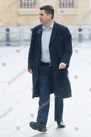 Editorial picture of Andrew Marr Show, London, UK - 01 Mar 2020