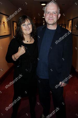 Gillian Richmond and David Jones