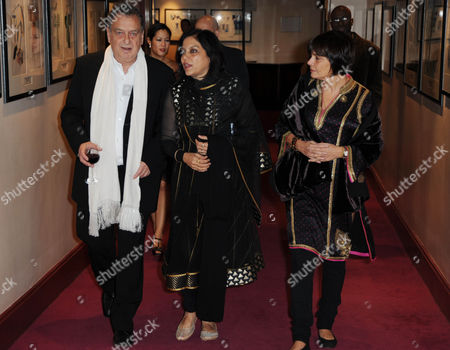 Stephen Frears, Mira Nair and Anne Rothenstein