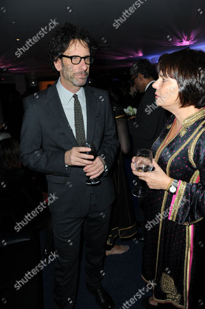 Joel Coen with Anne Rothenstein