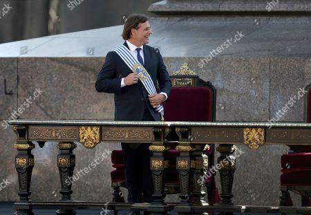 Editorial photo of New President, Montevideo, Uruguay - 01 Mar 2020